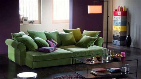 Merveilleux Coussin Pour Salon Jardin Exterieur #6: Grand-canap%C3%A9-vert-coussins.jpg