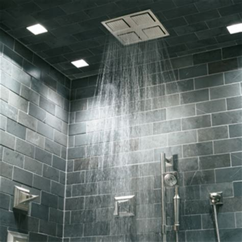 Kohler Showers by Feel The While You Shower With Kohler Water Tile