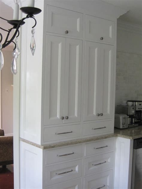 shallow pantry cabinets design pictures remodel decor