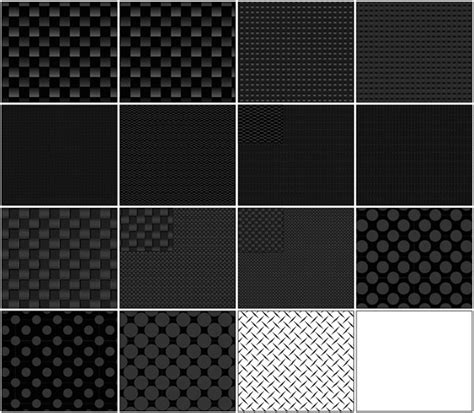 illustrator metal pattern swatches adobe illustrator patterns carbon fiber