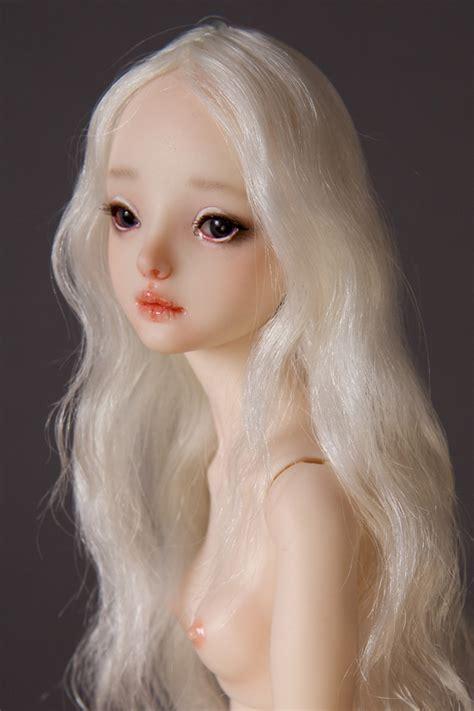 resin enchanted dolls