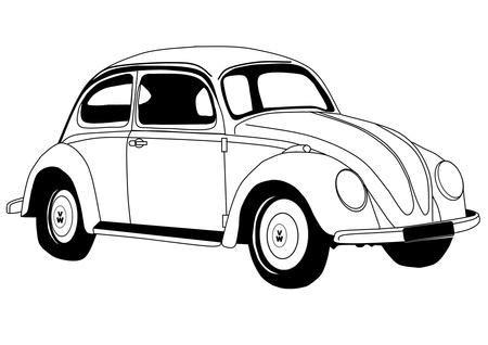 volkswagen bug clip vw bug clipart 52