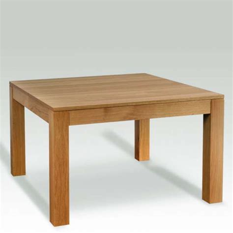 Table En Bois Extensible by Table En Bois Massif Carr 233 E Extensible Moderne Mc 4