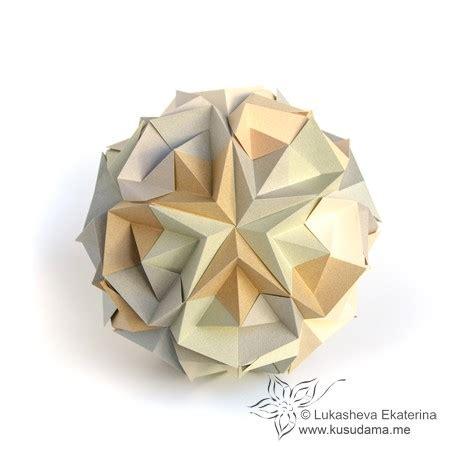 Origami Paper Substitute - kusudama me modular origami repeating unit