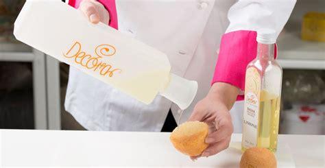 bagna x pan di spagna torta mimosa decora