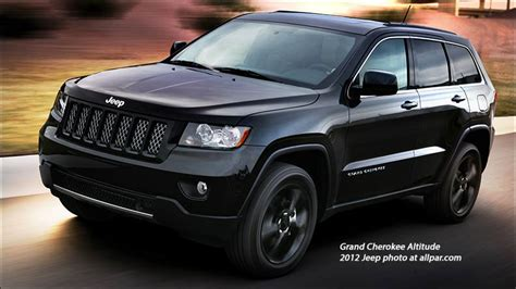 All Black Jeep Compass 2012 Jeep Altitude Special Editions