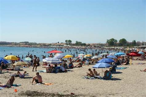 le best of du cap d agde cap d agde prancis 11 pantai bebas terbaik di dunia