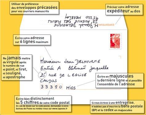 adresse postale lettre 233 lectronique comment bien r 233 diger une adresse postale pour envoyer un courrier note