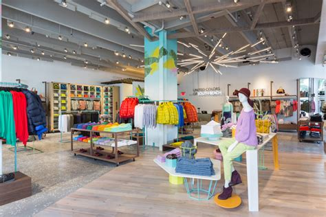 home design store warehouse miami fl beach stores united colors of benetton flagship store miami florida 187 retail design blog