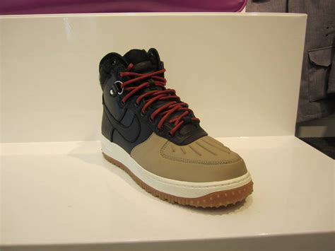 nike air 1 duck boot fall winter 2011 sole collector