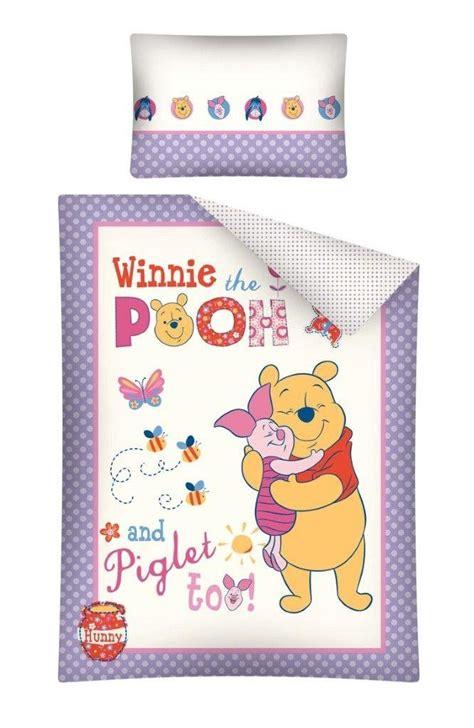 winnie the pooh cot bed set disney winnie the pooh piglet bedding set cot bed