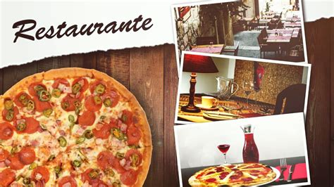 template after effects restaurant free after effects template pizza pizzaria restaurant