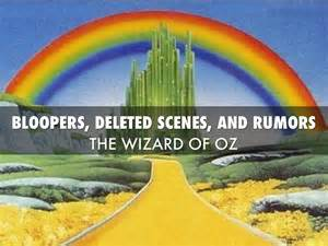 Wizard Of Oz Theatre Arts By Ryan Munn Wizard Of Oz Powerpoint Template