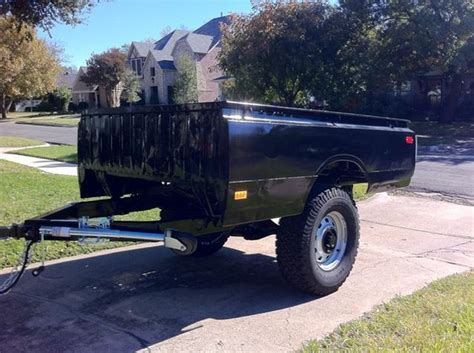 truck bed trailer for sale toyota truck bed trailer cing offroad