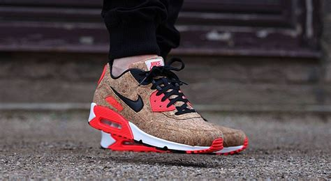 Nike Air 1 Infrared Cork nike air max 90 quot infrared cork quot 25th anniversary le site