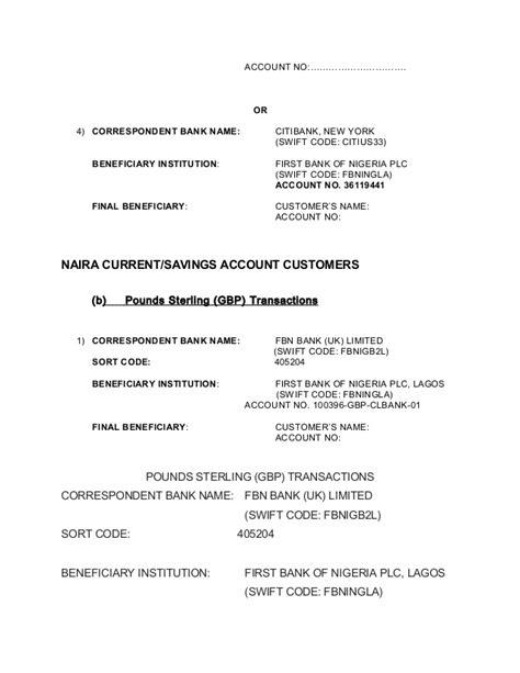 correspondent bank details correspondent bank details2