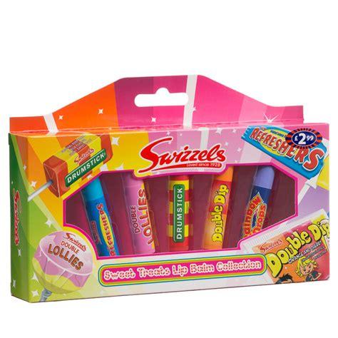 Treats Lipbalm b m swizzels sweet treats lip balm collection 249667