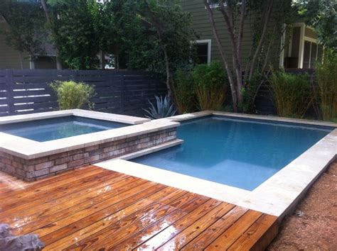 pools for small spaces small space small pool contemporary pool austin by