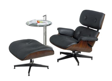 fauteuil eames lounge chair replica eames lounge fauteuil stoel chair en hocker 725 beautiful furniture found
