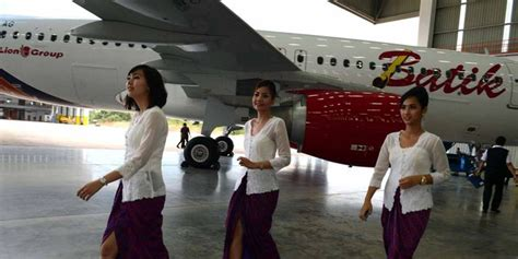 batik air tepat waktu semester ii 2015 penerbangan batik air dinilai paling