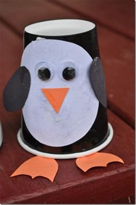 Paper Penguin Craft - the world s catalog of ideas