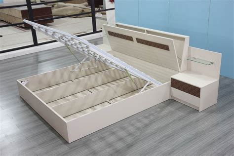 new bed design modern wood bed designs with box wooden