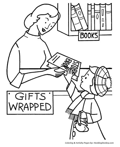 shopping for a coloring book for adults books shopping coloring pages gift