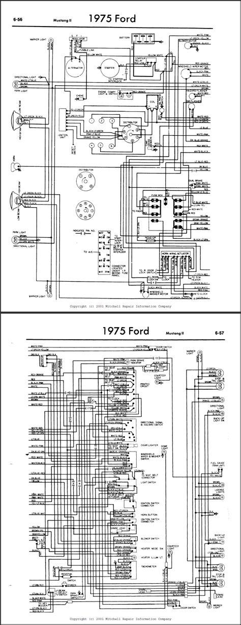 rebuilding   ford mustang ii