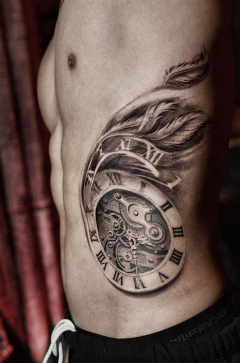 darwin enriquez time flies tattoos pinterest