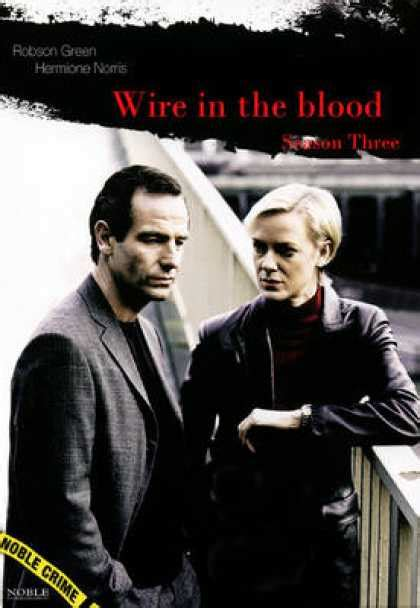 wire in the blood tv series tv series covers 8200 8249