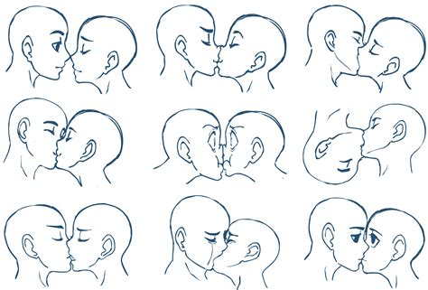 kiss tutorial drawing how to draw people 25 different ways drawing made easy