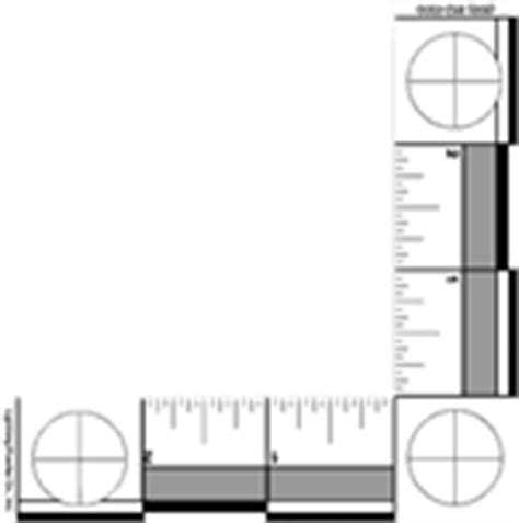 printable forensic ruler rulers and scales