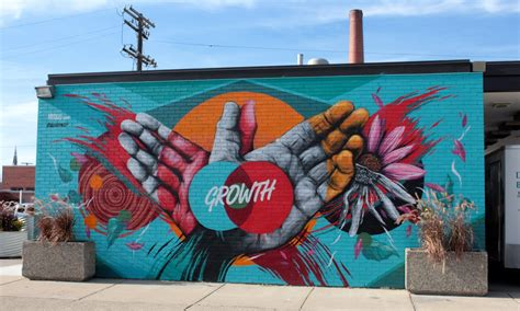 Shark Wall Murals these 18 amazing street murals in detroit rival anything