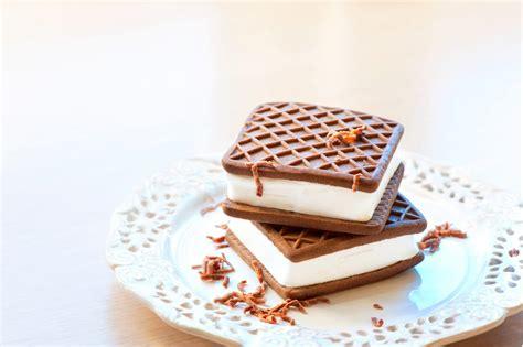 fatto in casa ricetta gelato biscotto fatto in casa non sprecare