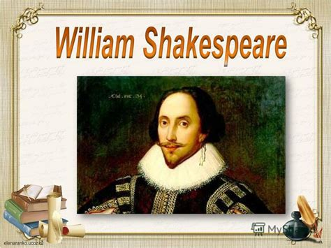 biography shakespeare english презентация на тему quot william shakespeare april 23 1564