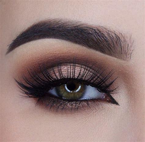 Mascara Eyeshadow 25 best ideas about brown smokey eye on brown