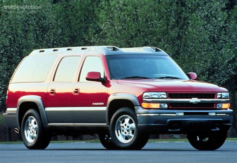 how do cars engines work 2004 chevrolet suburban 2500 parking system chevrolet suburban 1999 2000 2001 2002 2003 2004 2005 2006 autoevolution