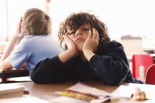 Reasons kids are bored at school and what to do