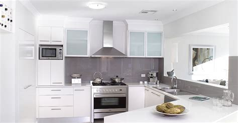 the luxury kitchen with white color cabinets home and white kitchen 2740