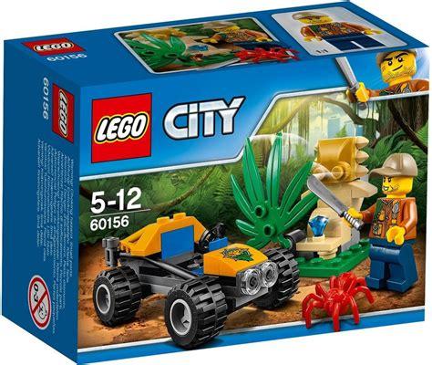 Lego 60156 Jungle Buggy Lego City 60156 lego city jungle buggy