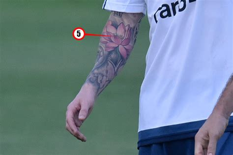 leo messi tattoo in hand 221 nghĩa những h 236 nh xăm tr 234 n cơ thể messi
