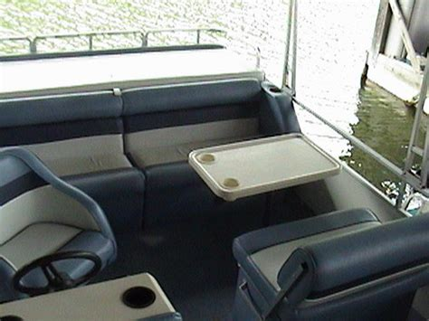 pontoon seats for sale pontoon boat for sale rear seat area