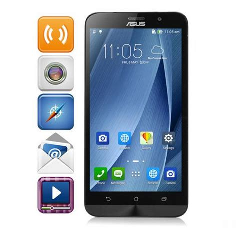 Android Asus Ram 4gb asus zenfone 2 ze551ml android 5 0 4g phone w 4gb ram