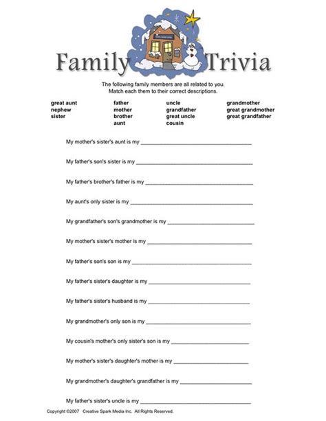printable family reunion quotes family trivia very funny amazing race scavenger hunt