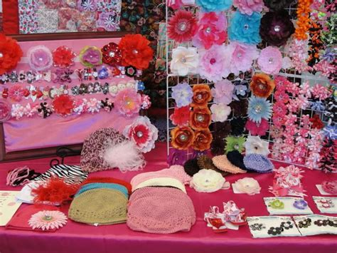 craft show display hip girl boutique llc free hair bow 74 best images about craft show ideas on pinterest craft