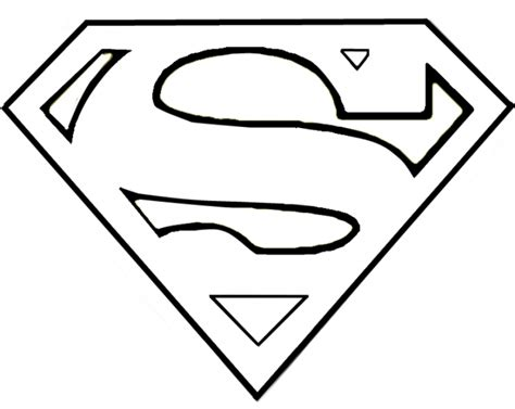 superman logo coloring pages snap cara org