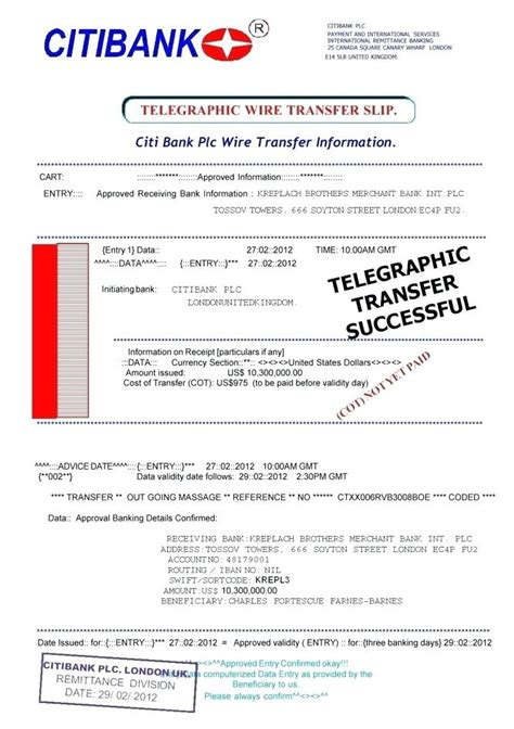 wire transfer receipt template wire transfer receipt festooning electrical circuit