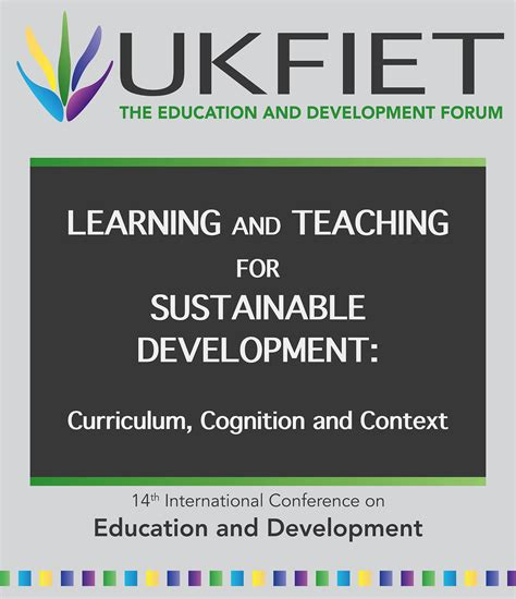 themes of education for sustainable development the education and development forum