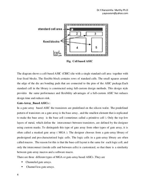 custom integrated circuit design semi custom integrated circuit design