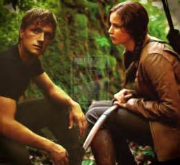 cute gale and katniss quotes quotesgram